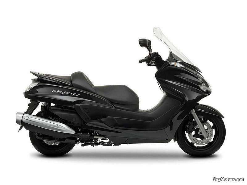 Yamaha Majesty 400 2009 - Diamond Black