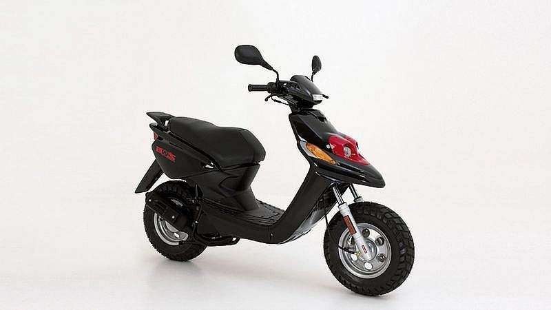 Yamaha BWs Next Generation - Midnight Black