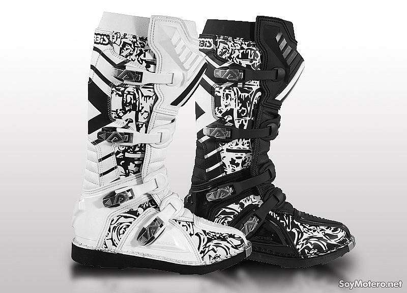 Acerbis Graffiti - botas de moto off road, motocross y enduro