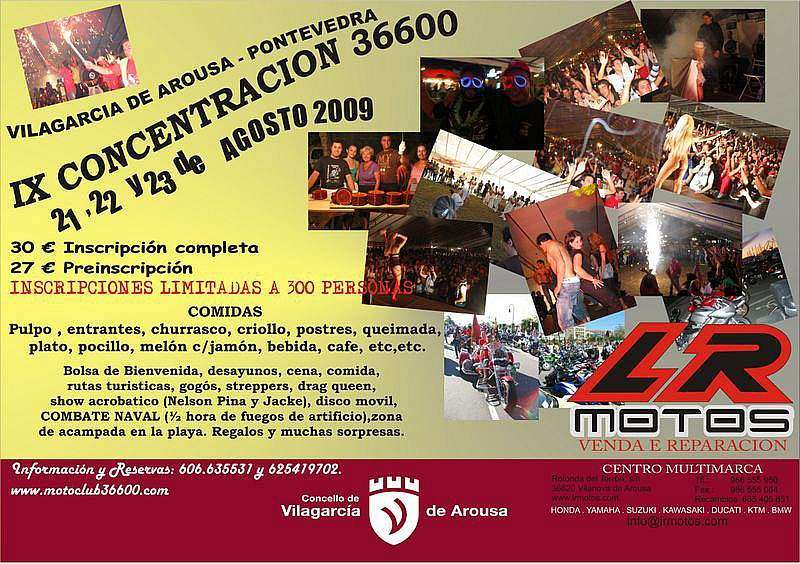 V Xuntanza Invernal Moto Club 36600