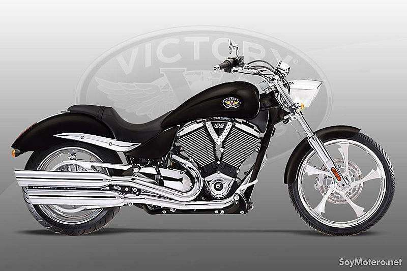 Victory Jackpot 2010 - color negro
