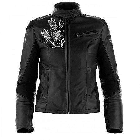 Dainese Floreal Pelle Lady 2010 - Negra