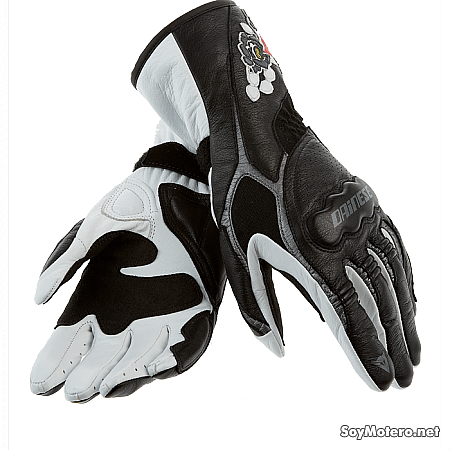 Guante Dainese Nerve Lady - antracita