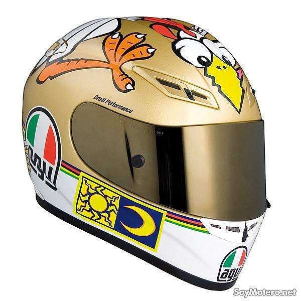 casco integral AGV GP-Tech The Chicken
