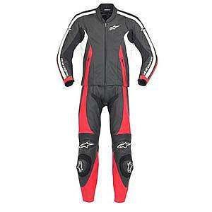 Alpinestar Monza 2 Piece Leather Suit