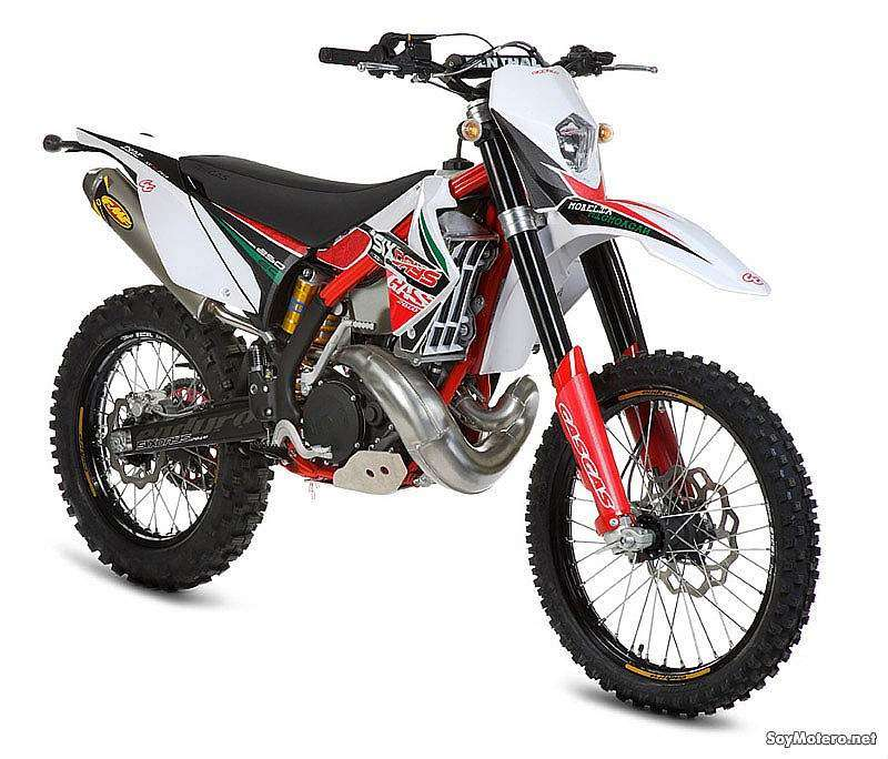Gas Gas EC Six days 2T 200cc 2011