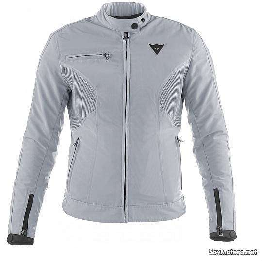 Chaqueta textil para mujer Dainese Velocipity Jacket D-Dry Lady