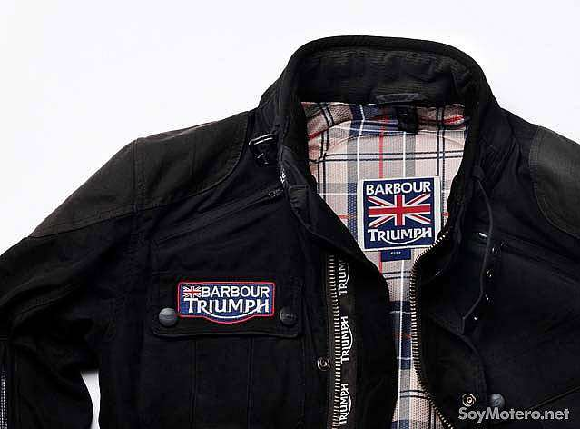 Barbour International by Triumph