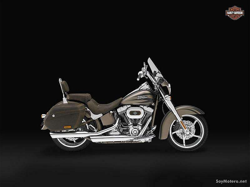 Harley-Davidson Electra Glide Classic 2012: 2012 CVO CVO Softail Convertible Motorcycle Satin Pewter with Catacomb Graphics Satin Pewter with Catacomb Graphics 2012 CVO CVO Softail Convertible Motorcycle Abyss Blue with Catacomb Graphics Abyss Blue with C