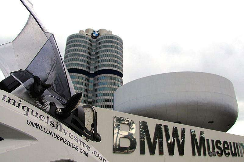 Museo BMW de Munich