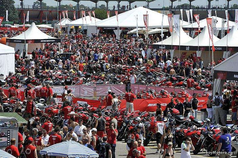World Ducati Week 2012, regresa la concentración ducatista