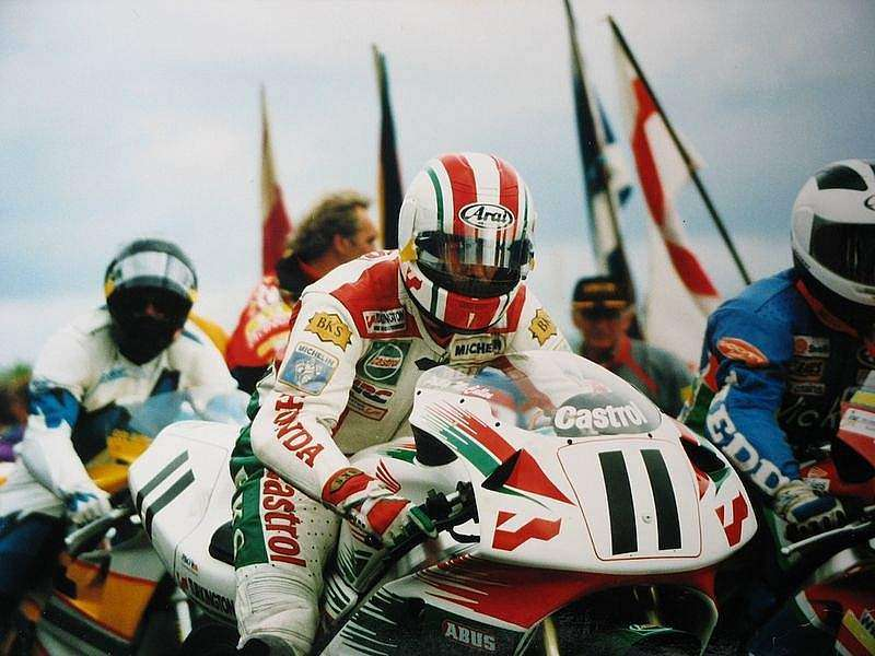 Phil McCallen, Isla de Man, Tourist Trophy, Honda RC45