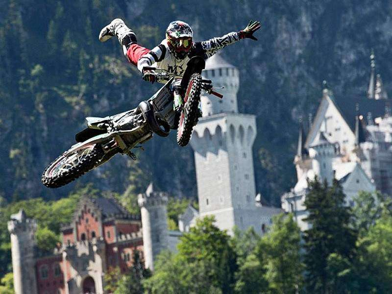 Red Bull X-Fighters en Munich