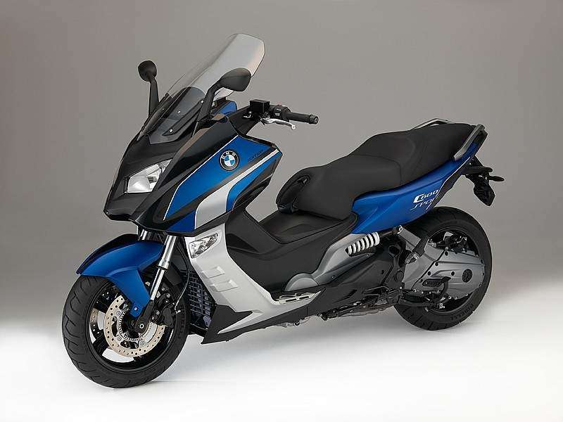 BMW C 600 Sport Special Edition 2015