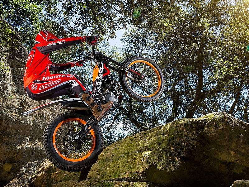 Montesa Cota 4RT 2015.