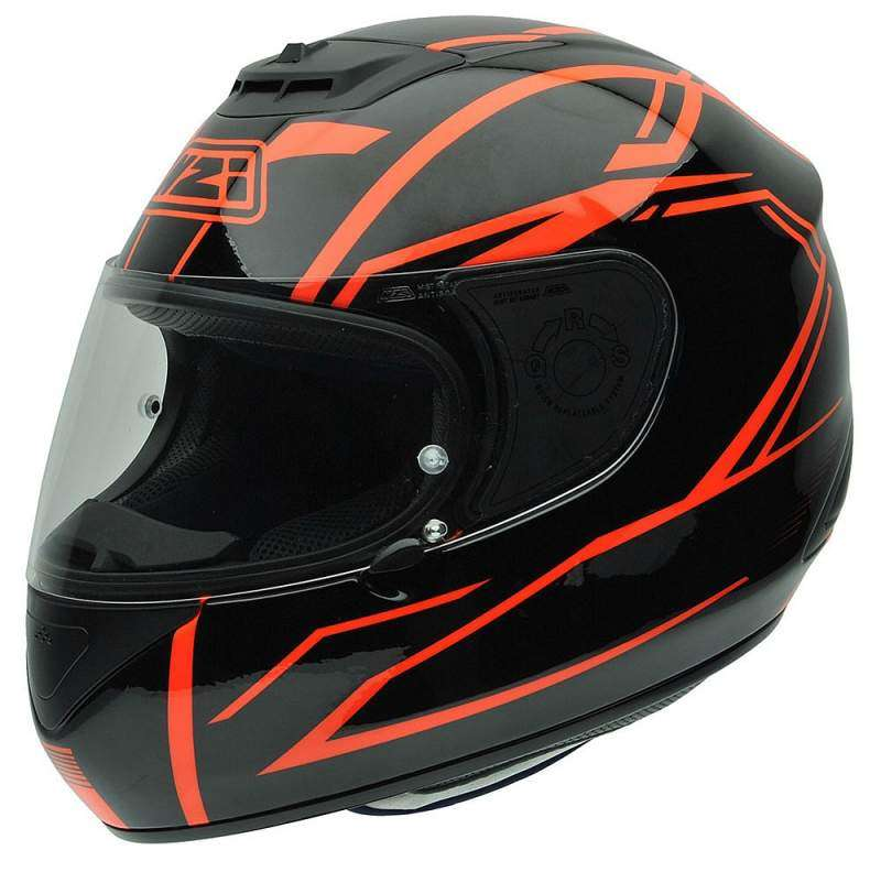 Casco integral deportivo NZI Spyder V Outline