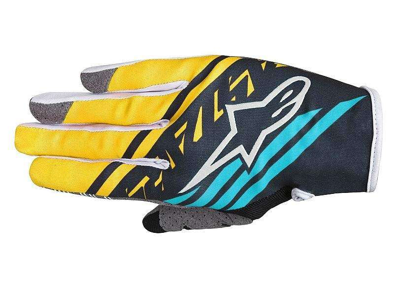 Guantes Racer Supermatic.