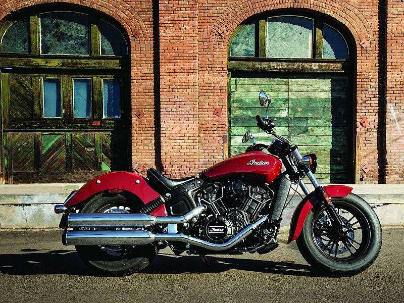 Indian Scout Sixty 2016.
