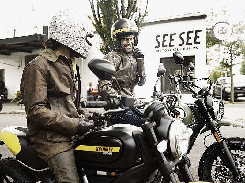 Ducati Scrambler Full Throttle y Urban Enduro