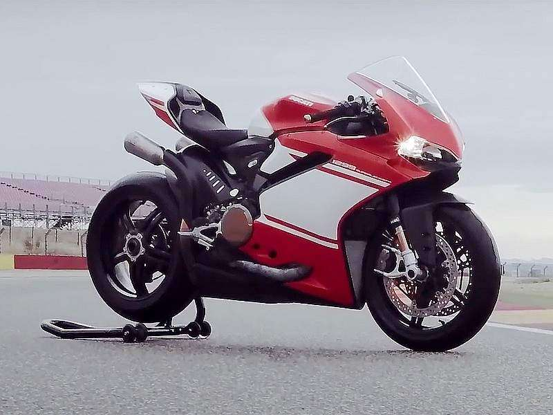 Ducati superleggera 2017