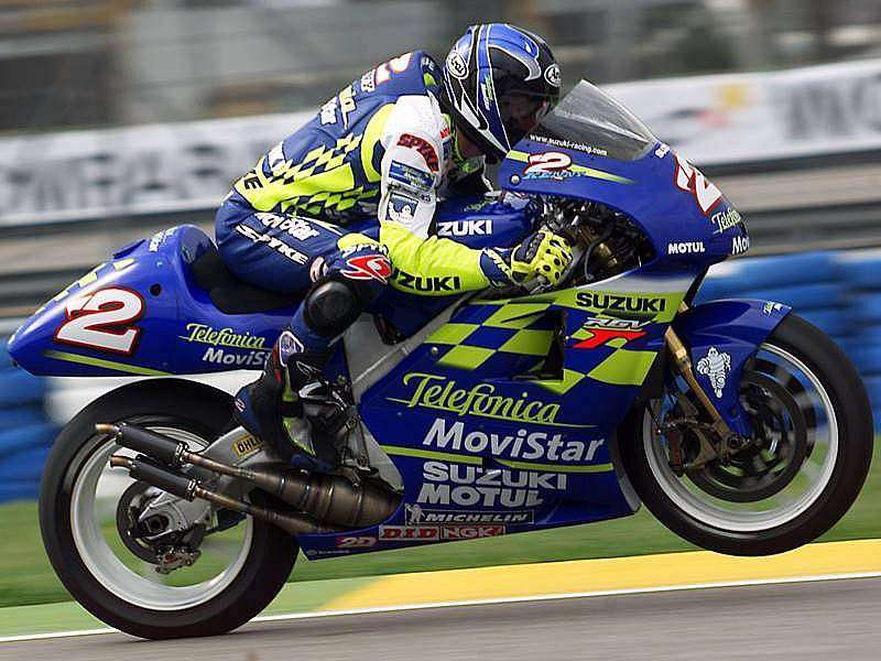 Kenny Roberts Jr. será MotoGP Legend