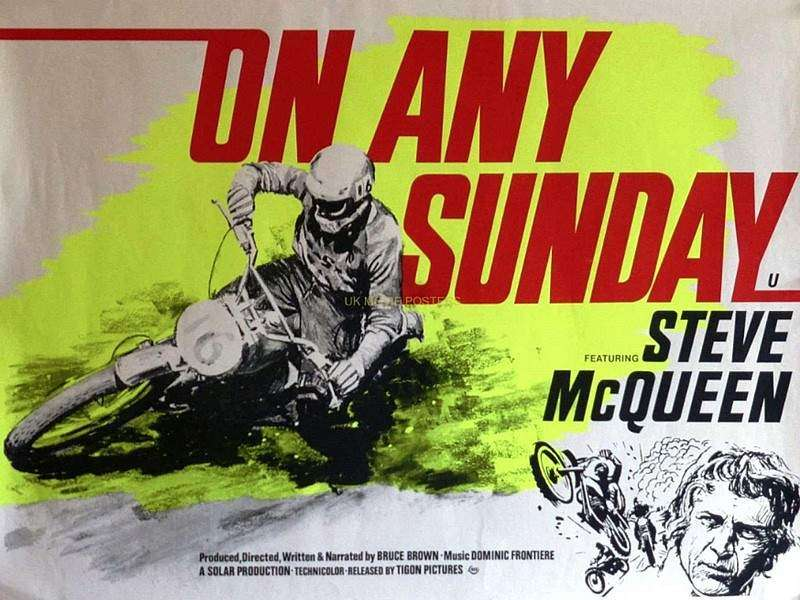 On Any Sunday, el legado de Bruce Brown
