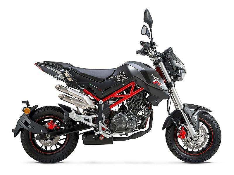 Benelli Tornado Naked T 125