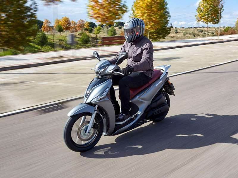 KYMCO People S 125 2019