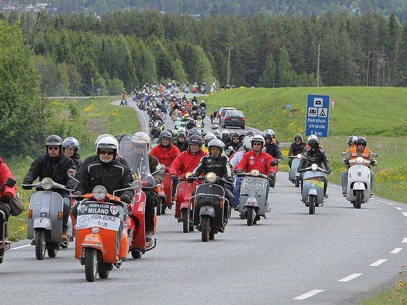 Vespa World Days 2019