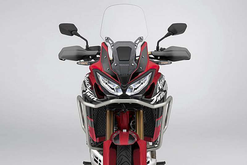 Honda CRF1100L Africa Twin 2020 - frontal