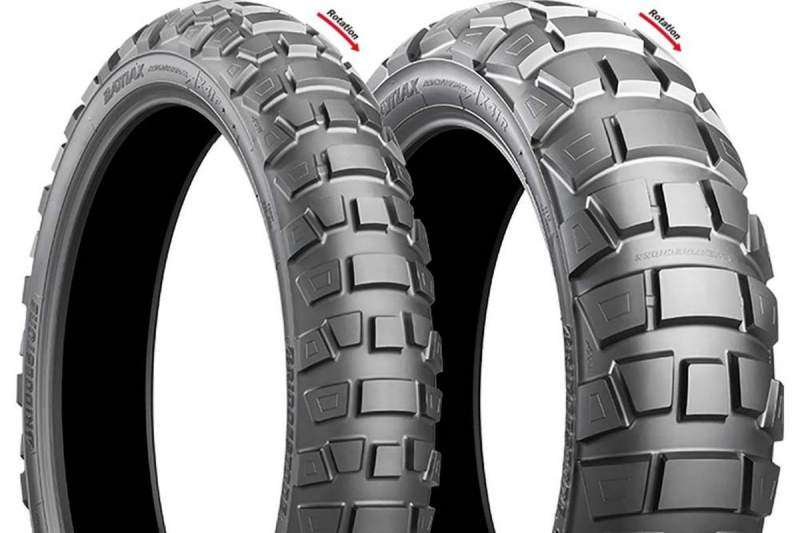 Bridgestone Battlax AdventureCross AX41