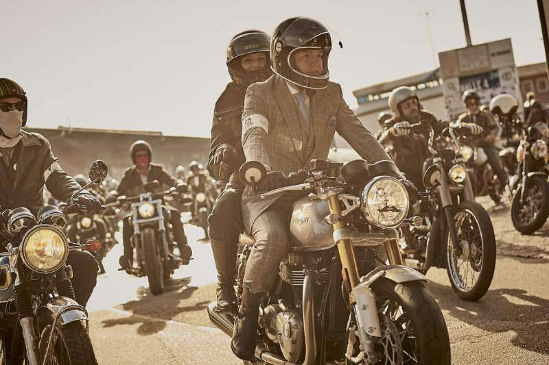 Ambiente Cartel Distinguished Gentleman's Ride