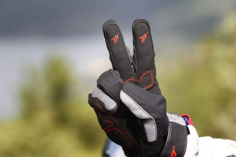 Guantes Seventy Degrees SD-T