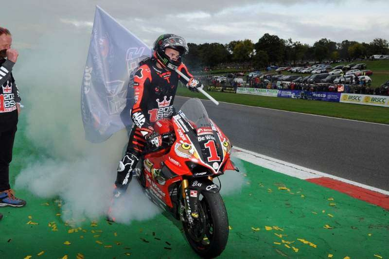 Scott Redding Campeón de BSB 2019