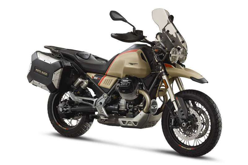 Moto Guzzi V85 TT Travel Edition