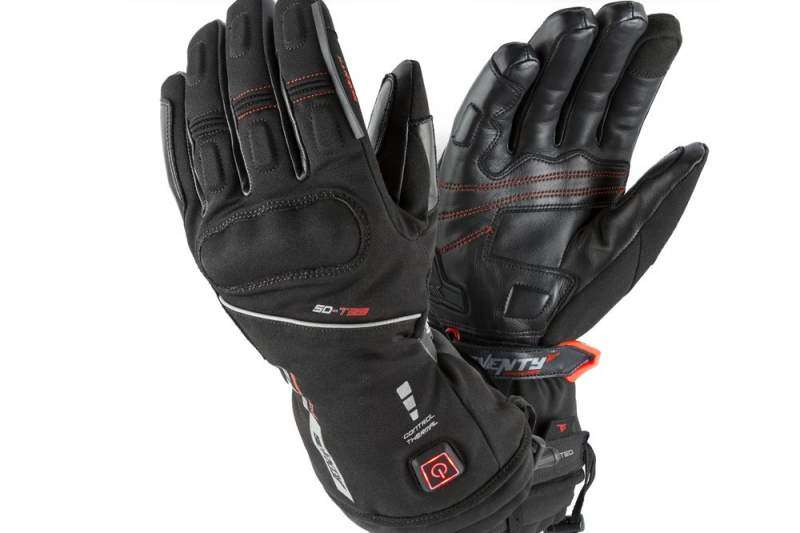 Guantes Seventy Degrees calefactables