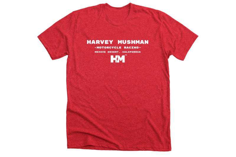 Harvey Mushman Tshirt