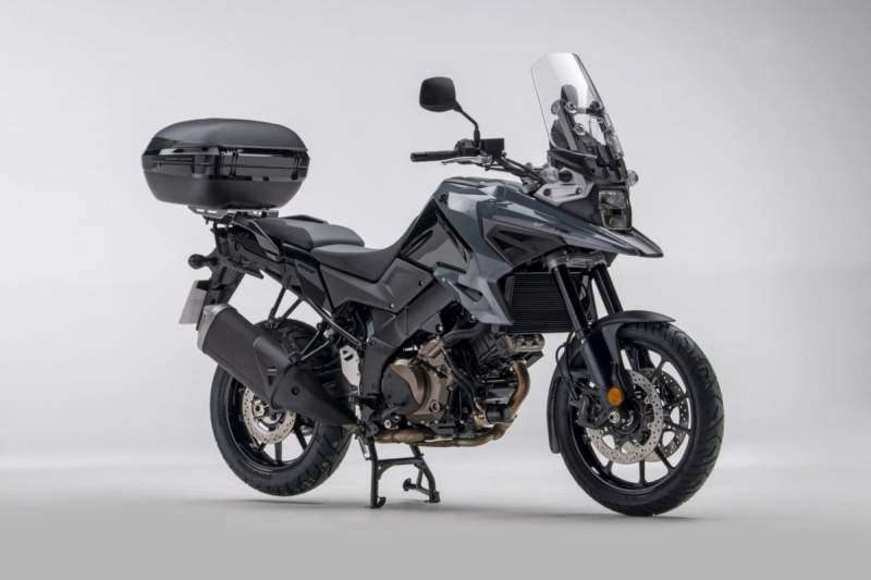 Suzuki V-Strom 1050 pack City