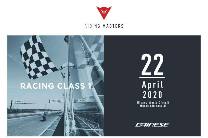 Dainese Riding Master 2020