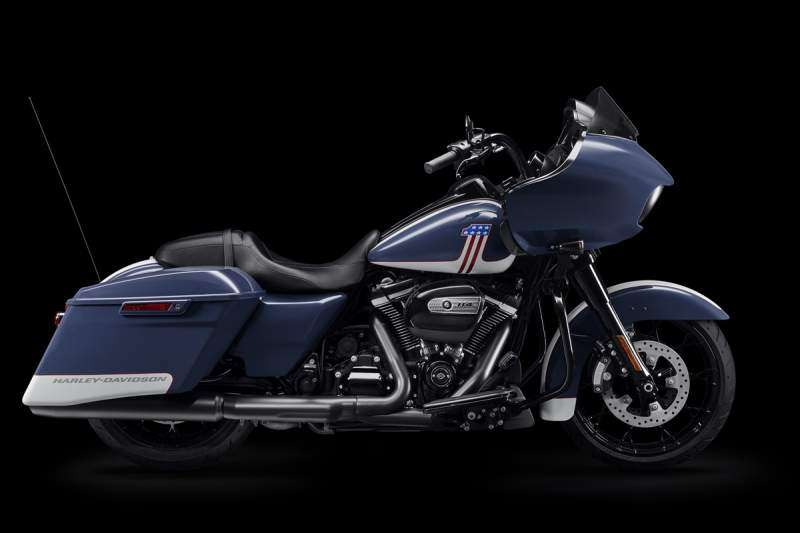Harley-Davidson Road Glide Special azul