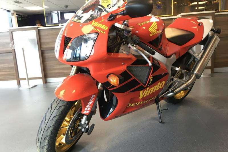 Honda VTR1000 SP-1 Joey Dunlop Edition