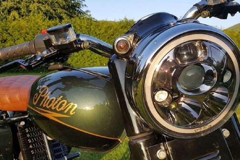 Royal Enfield Photon