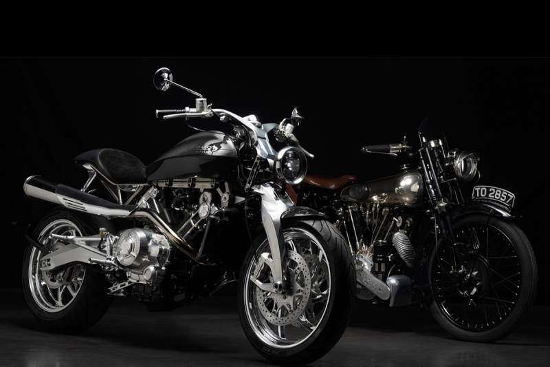 Brough Superior Lawrence Special Edition