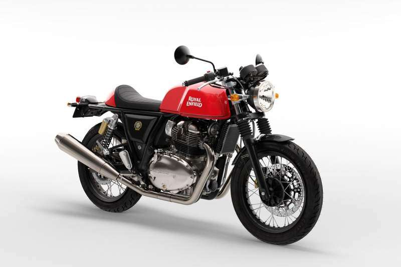 Royal Enfield Continental GT 650 2021