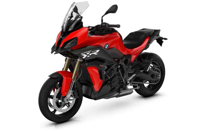 BMW S1000XR 2022 Red Race